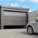 Gör-det-själv garagebyggnad