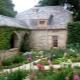 Färskt designidéer trädgårdsområde på 6 hektar