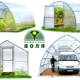 Greenhouses company Volya: types and installation