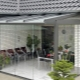 Terraces and verandas of polycarbonate: the pros and cons