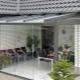 Terrasses et vérandas en polycarbonate: le pour et le contre