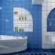 Finesserna av designen av toaletten i olika stilar