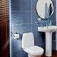 Toaletter Anti-Splash: Systemets fördelar och funktioner