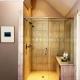 Enhet och alternativ för tillverkning av dusch