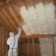 Isolering av vinden från insidan, om taket redan är täckt: valet av material och arbetsordning