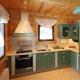 Облицовка на кухнята: примери за дизайн и декорация