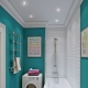Bathroom 3 square. meter: ideas of modern design