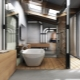 Loft-style bathrooms: modern trends in interior design