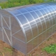 Types and properties of covering materials for greenhouses