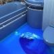 3D våningar: originella badrum design idéer