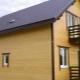 Как да обличаш къща от външен бар: красива защита на дървени стени