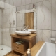 Design of bathrooms of 5 and 6 m2: the best ideas of planning