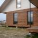 Fasadplattor: Materialtyper för dekoration av hus