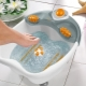 Хидромасажни вани за крака: характеристики на избор и работа