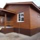 Имитация на бар: характеристики на материали за външно покритие на къщата