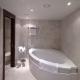 Hur man väljer ett litet hörnbad?