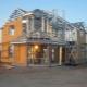 धातु फ्रेम फ्रेम हाउस: संरचनाओं के फायदे और नुकसान