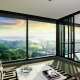Apartments with panoramic windows: housing of the 21st century