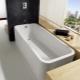 Характеристики на изчисляването на обема на купата на ваната в литри и правилата за спестяване на вода
