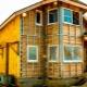 Характеристики на изолация на стени извън частна къща
