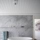 PVC badrum väggdekoration