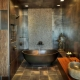 Carrelage de salle de bain: idées originales à l'intérieur