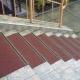 Varianter av anti-slip beläggningar för utomhus verandaer