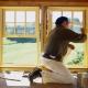 Reparação de janelas de madeira: a sequência correta de trabalho