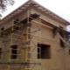 Subtiliteter av processen att avsluta fasaden av huset med SIP paneler