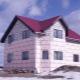 Затопляне на дома на газобетон: видове изолация и монтажни етапи
