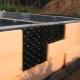 Изолация от стиропор: възможности за използване и технология на полагане
