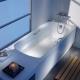 Roca baths: types and characteristics