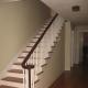 Soorten houten trappen voor een woonhuis en kenmerken van hun vervaardiging
