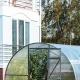 Typer och stadier av uppbyggnad av växthus