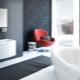 Choosing a fashionable bathroom tile: design options