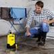 كيفية إزالة المياه بشكل صحيح وسريع من الطابق السفلي؟