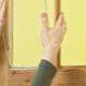 Como corretamente e rapidamente substituir o vidro em janelas de madeira?