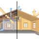 Prefab houses och CIP paneler: vilka mönster är bättre?