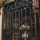 Barras de metal nas janelas: as opções originais de design