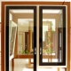Design de janela original no contexto de estilos arquitetônicos
