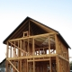 Features of the design process of country frame houses