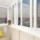 Janelas de correr - uma opção super moderna para um apartamento e uma casa