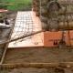 Тънкостите на процеса на затопляне на мазето на дървена къща