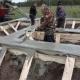 Тънкостите на изчисляване на консумацията на бетон върху основата