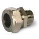 Choix de raccords de tuyaux ondulés en acier inoxydable