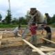 Леене на фондацията: стъпка по стъпка инструкции за изграждане