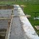 Armopoyas na casa de concreto aerado: o propósito e regras de instalação