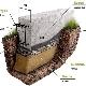 Instruções passo-a-passo para a construção da fundação de uma casa de madeira