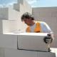 Hur man bygger väggar av betongbetong?