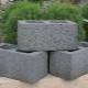 Vi bygger ett hus av claydite block